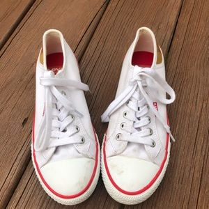 Levi's White Sneakers
